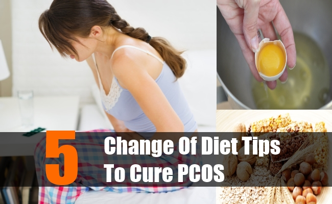 Change Of Diet Tips To Cure PCOS
