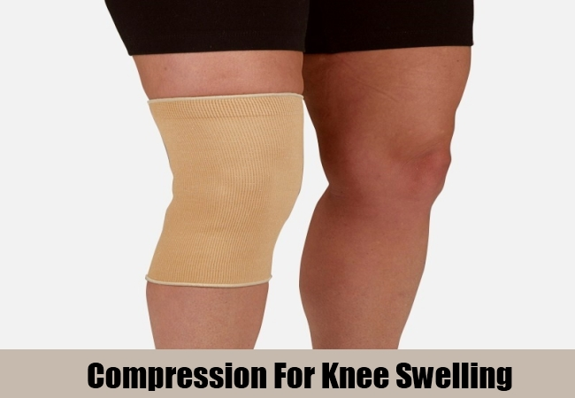 Compression For Knee Swelling
