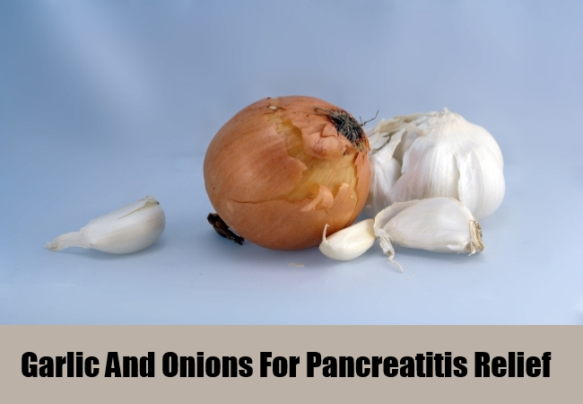 Garlic And Onions For Pancreatitis Relief