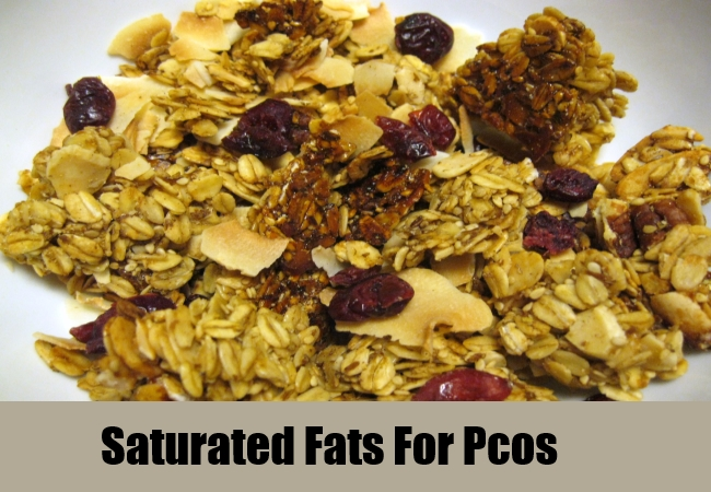 Saturated Fats For Pcos