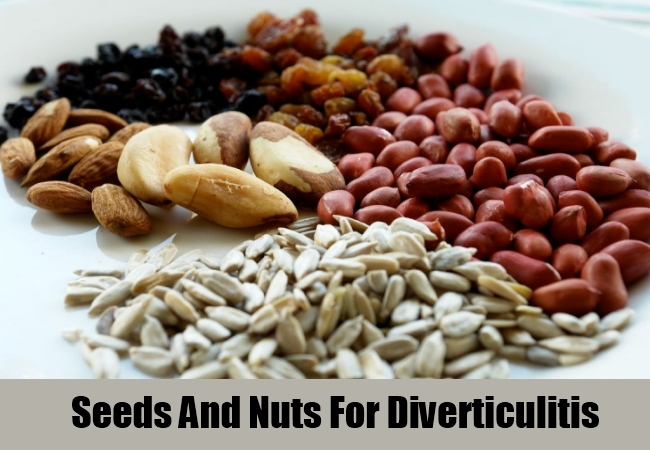 Seeds And Nuts For Diverticulitis