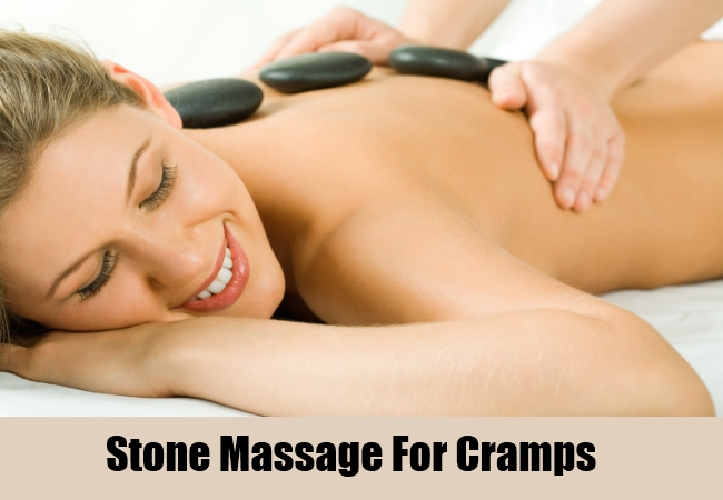 Stone Massage For Cramps