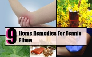 9 Home Remedies For Tennis Elbow