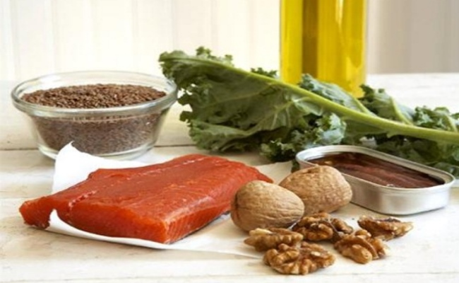 Take Food Rich In Omega 3