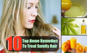 10 Top Home Remedies To Treat Smelly Hair