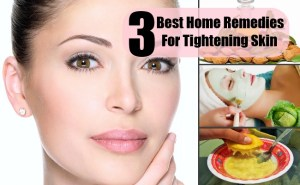 3 Amazing Home Remedies For Tightening Skin