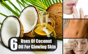 6 Brilliant Uses Of Coconut Oil For Healthy Glowing Skin