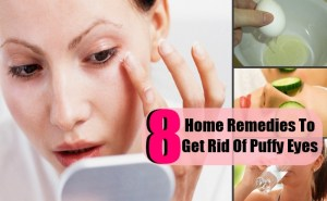 8 Top Home Remedies To Get Rid Of Puffy Eyes