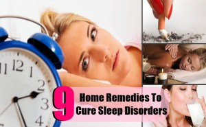 9 Top Home Remedies To Cure Sleep Disorders