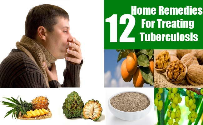 12 Home Remedies For Treating Tuberculosis
