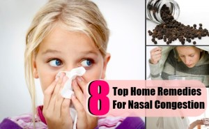8 Top Home Remedies For Nasal Congestion