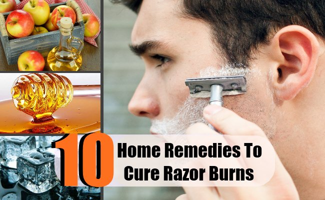 10 Home Remedies To Cure Razor Burns Search Home Remedy
