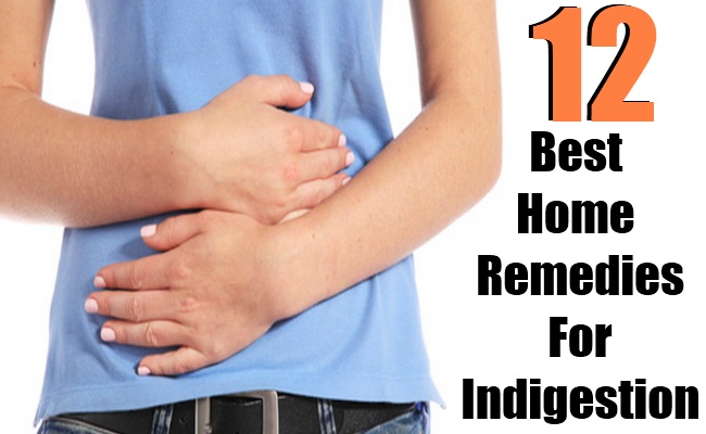 12 Best Home Remedies For Indigestion