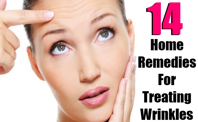 14 Perfect Home Remedies For Treating Wrinkles