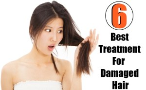6 Best Treatment For Damaged Hair