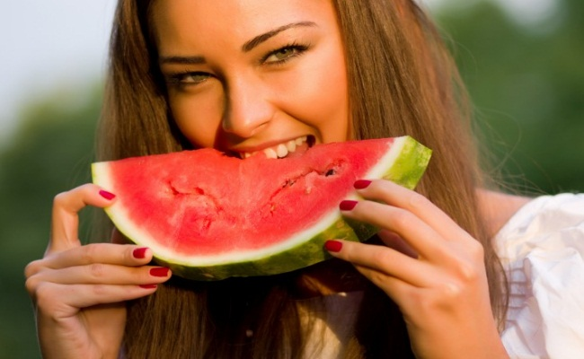 Consume Watery Fruits