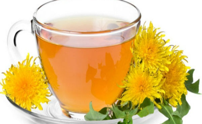 Dandelion Roots Tea