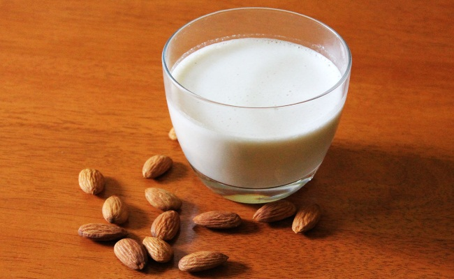 Milk And Almonds