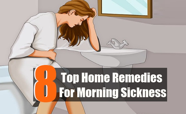 8 Top Home Remedies For Morning Sickness