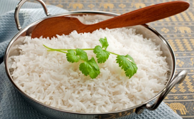Eat Rice In Moderation