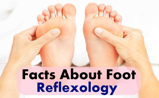 Facts About Foot Reflexology