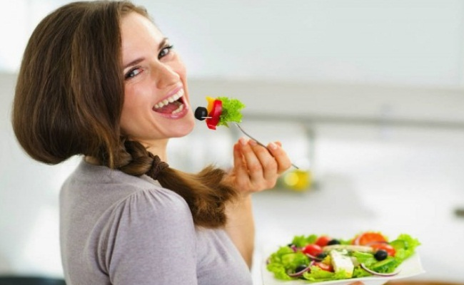 Salads Before Meals