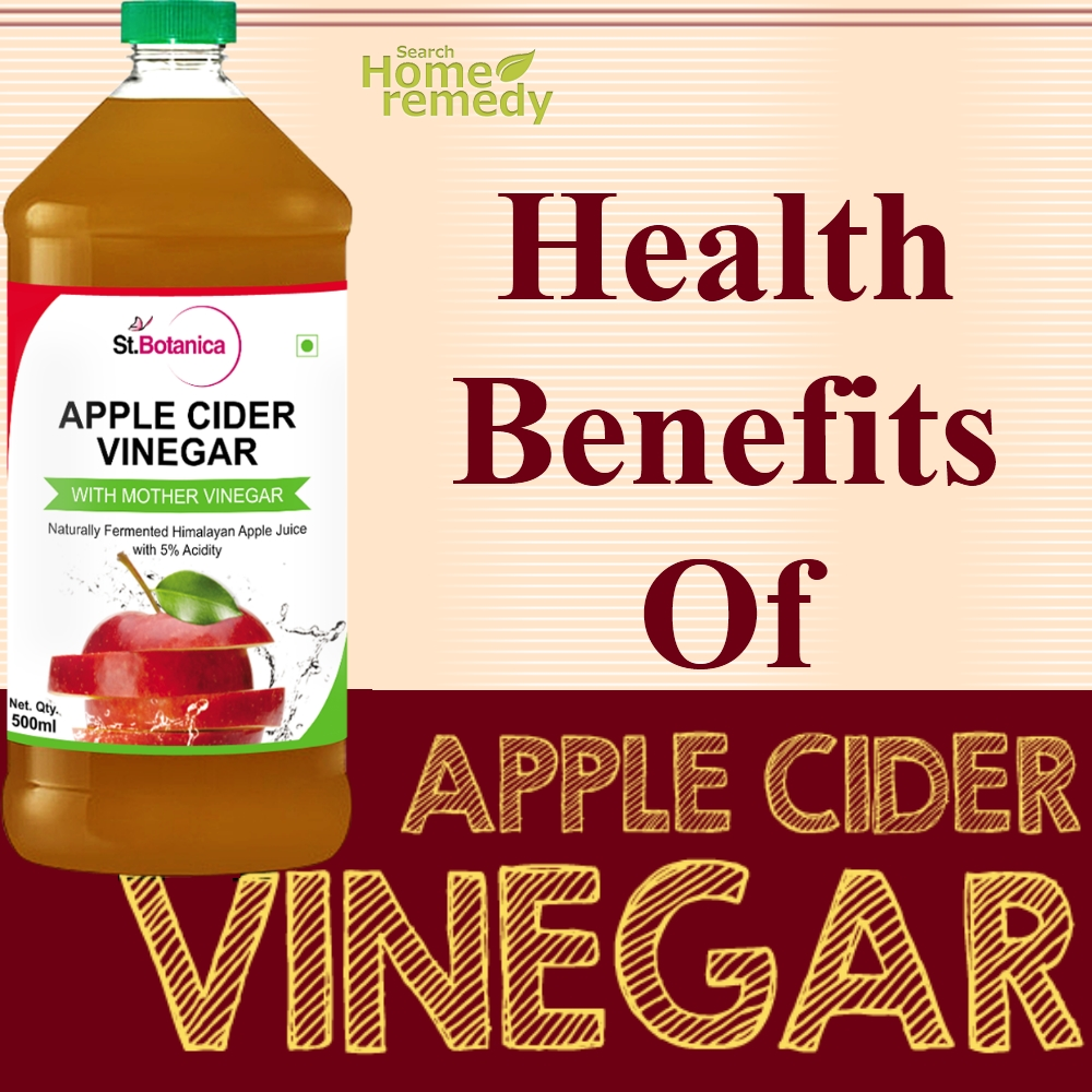 15 Health Benefits Of Apple Cider Vinegar | Search Home Remedy