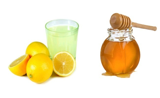 Honey And Lime Juice