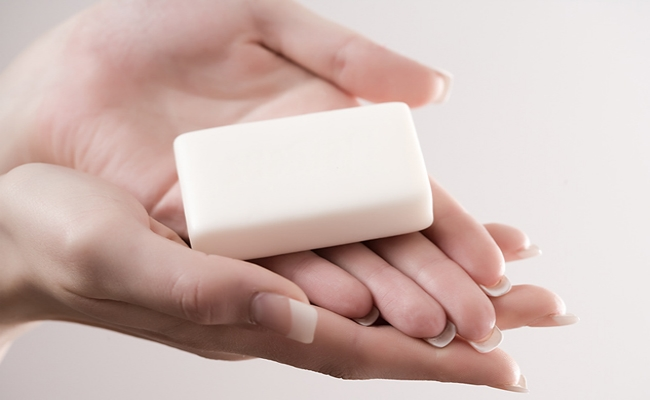 Stay Away From Chemical-filled Soaps