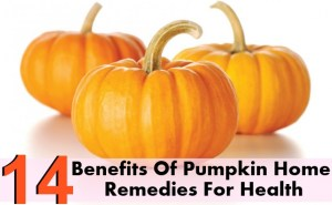 14 Benefits Of Pumpkin Home Remedies For Health