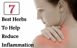 7 Best Herbs To Help Reduce Inflammation Fast