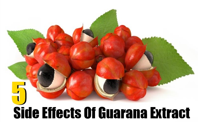 5 Side Effects Of Guarana Extract   Search Home Remedy