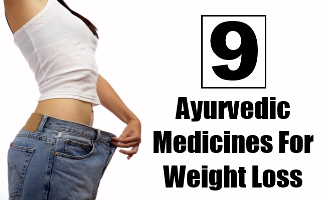 Ayurvedic Medicines For Weight Loss