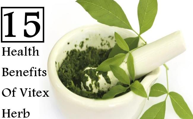 Health Benefits Of Vitex Herb