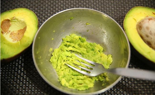 Avocado Scrub
