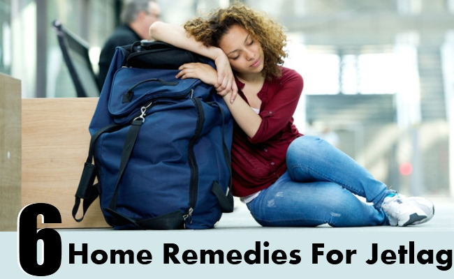 Home Remedies For Jetlag
