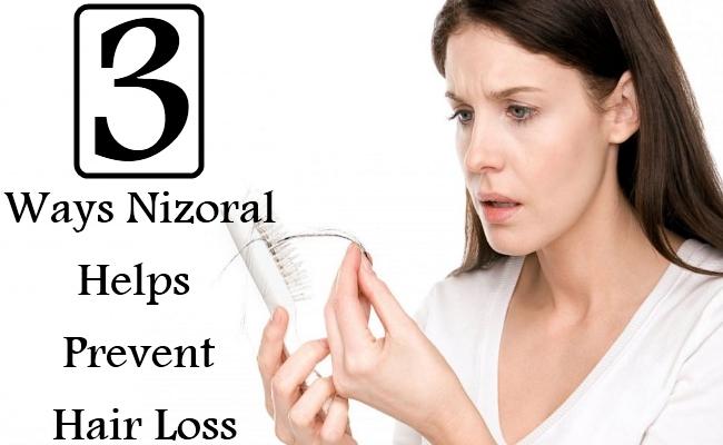 Ways Nizoral Helps Prevent Hair Loss
