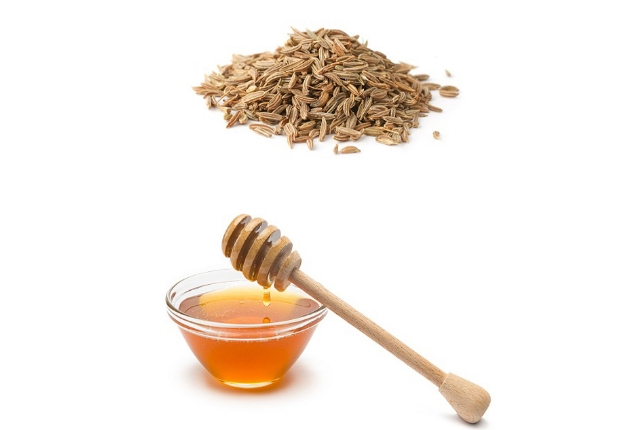 Cumin Seeds And Honey