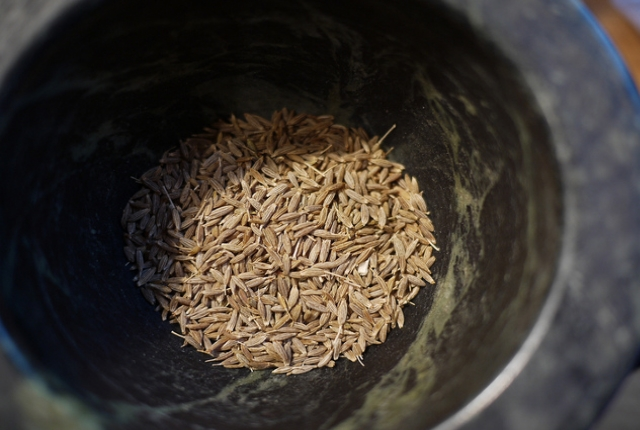 In The Form Of Cumin Decongestant