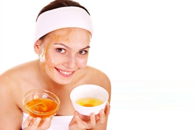 Tea Tree Oil With Egg White