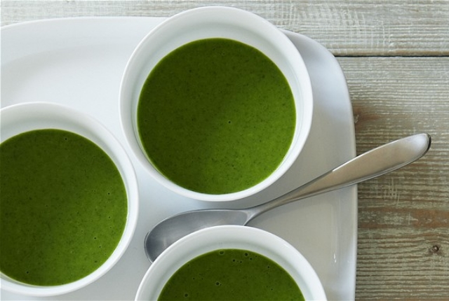 parsley Sauces And Soups