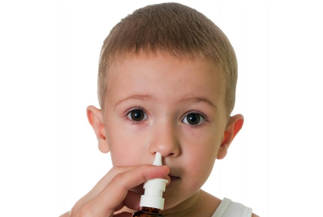 Nasal Decongestant Spray