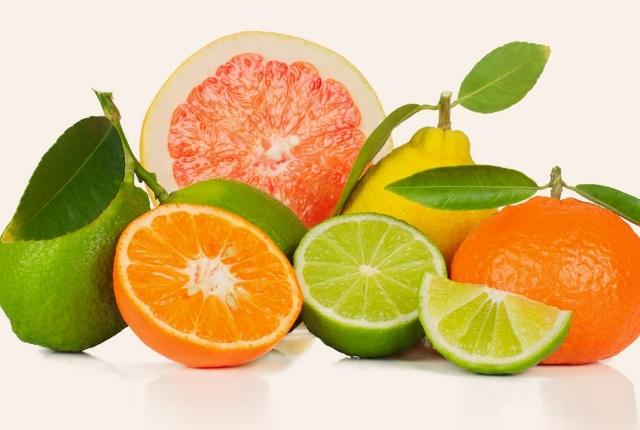 Citrus Rich Fruits