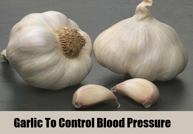 garlic-to-control-blood-pressure