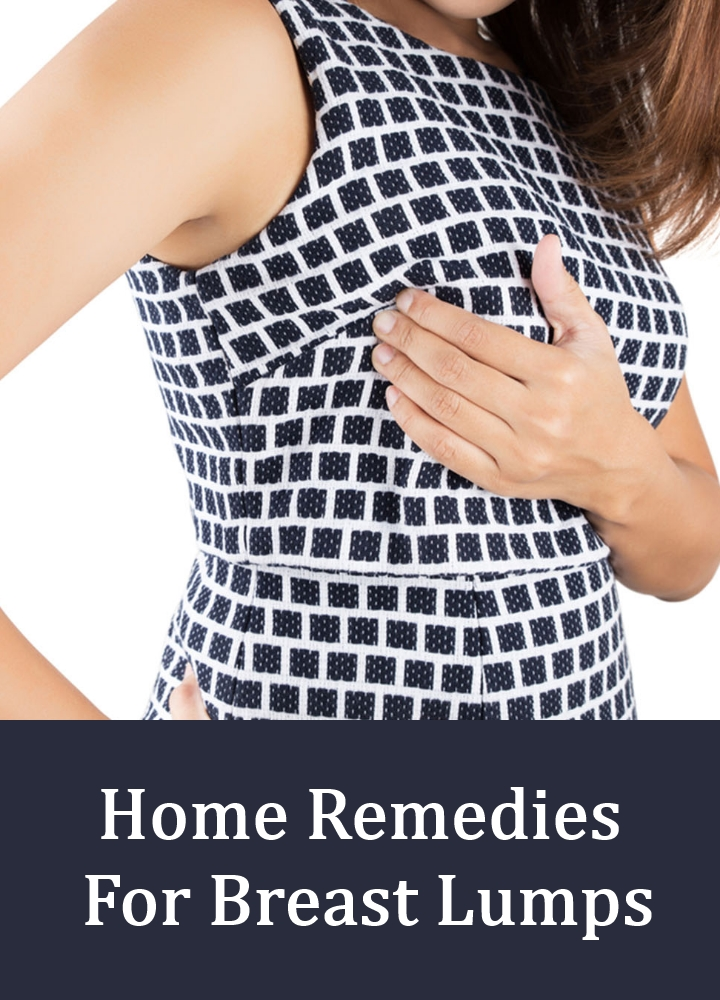 Home Remedies For Breast Lumps