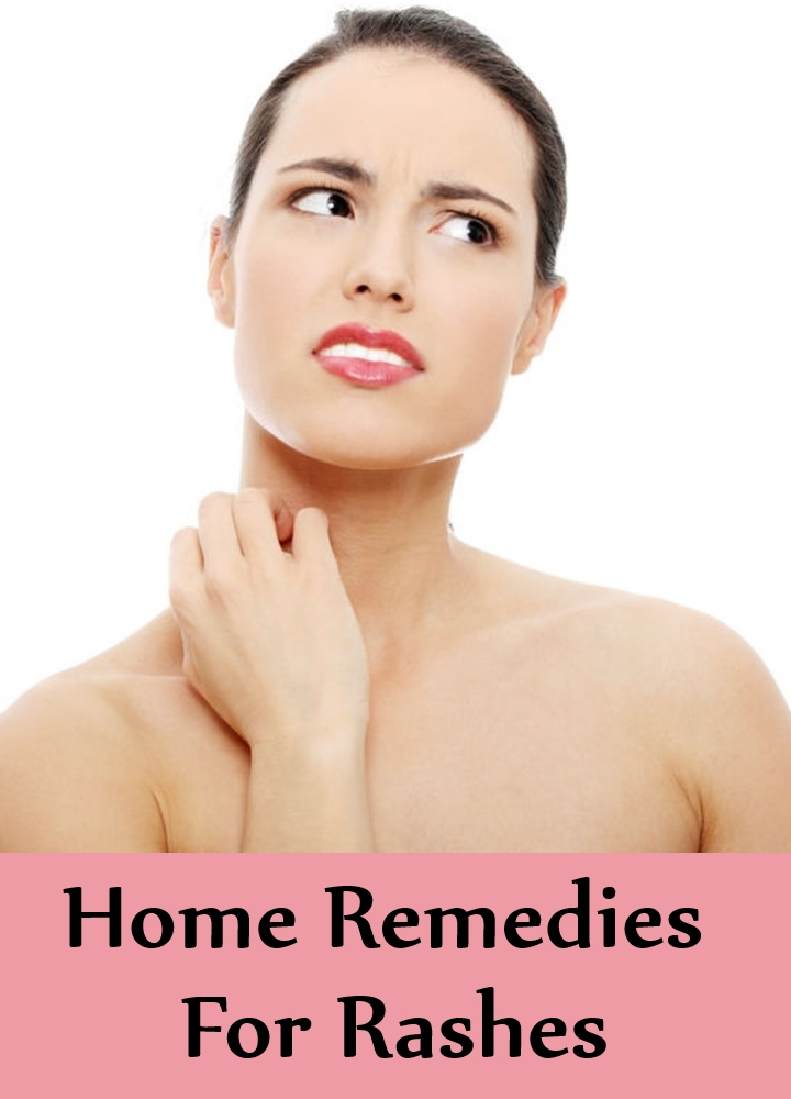 Top 6 Home Remedies For Rashes
