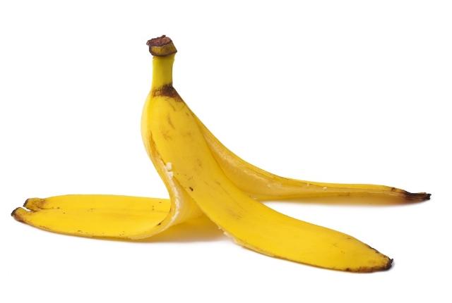 Put Banana Peels To Good Use
