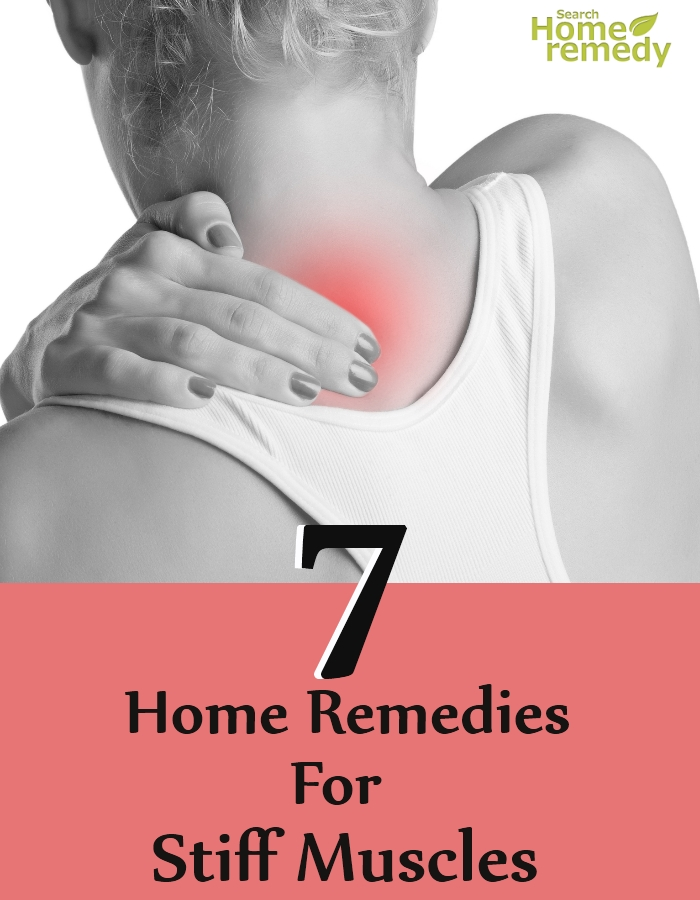 Remedies For Stiff Muscles