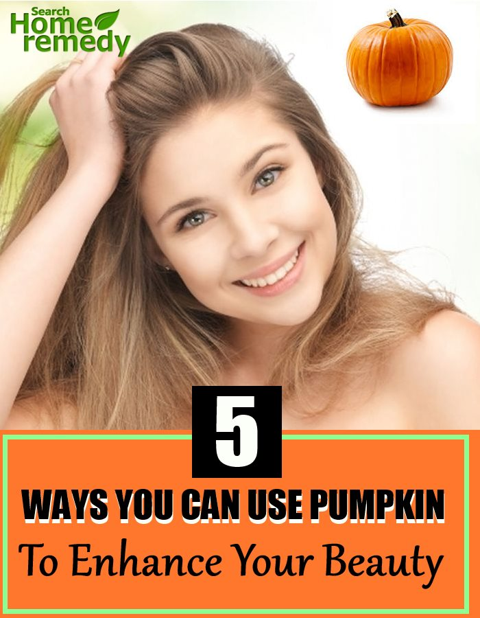 5 Ways You Can Use Pumpkin To Enhance Your Beauty