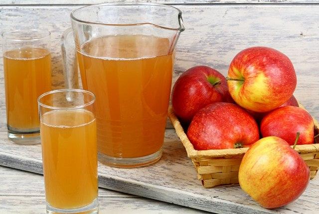 Apple Cider Vinegar Detox Drink